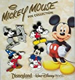 Mickey Mouse Pin Collection