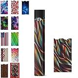 (2 Pack) JUUL Skin Wrap Decal Sticker (Filament Line) (Color: Filament Line)