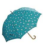 傘58cm ドットローズ319801【かさ・カサ・傘・雨傘・長傘・アンブレラ・ワールドパーティー・w.p.c・雨・梅雨】 グリーン
