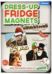 Amazon.com - Gift Republic Dress Up Fridge Magnets ...