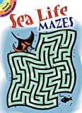 img - for Sea Life Mazes (Dover Little Activity Books) book / textbook / text book