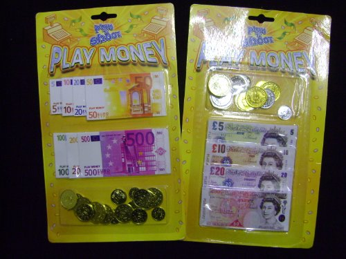 Play Money Toy : Toy money « pocket toys