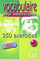 Vocabulaire pour adolescents
