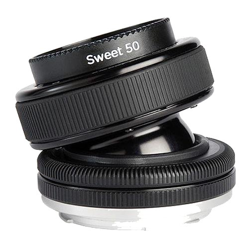 Lensbaby Composer Pro Canon incl. Sweet 50 Optik
