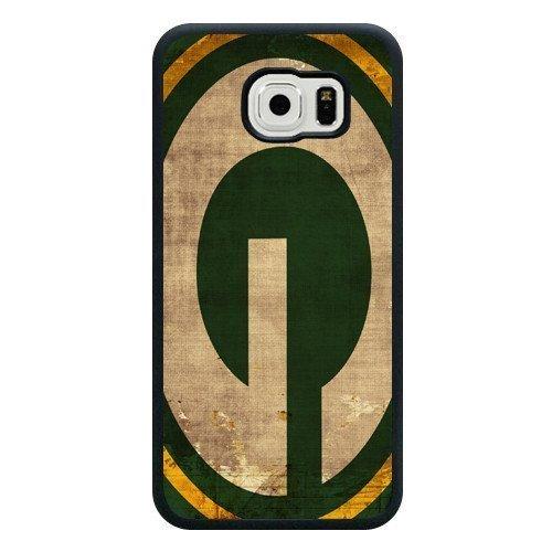 Samsung Galaxy S7 Edge Case, Customized NFL Green Bay Packers Logo Black Soft Rubber TPU Samsung Galaxy S7 Edge Case, Green Bay Packers Logo Galaxy S7 Edge Case dasdsv378 from Casa for S7 Edge