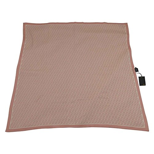 fendi-signature-print-blanket-swaddle-cover-pink-100-genuine-made-in-italy
