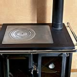 La-nordica-Rosetta-maiolica-cuisiniere-a-bois-couleur-bordeaux