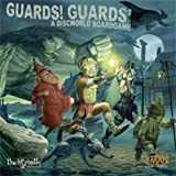Terry Prachett's Guards Guards Board Game