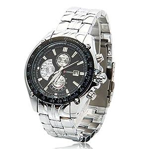 Amazon.com: Relojes De Hombre Curren - Relojes Deportivos De Lujo