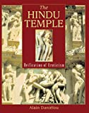 img - for The Hindu Temple: Deification of Eroticism book / textbook / text book