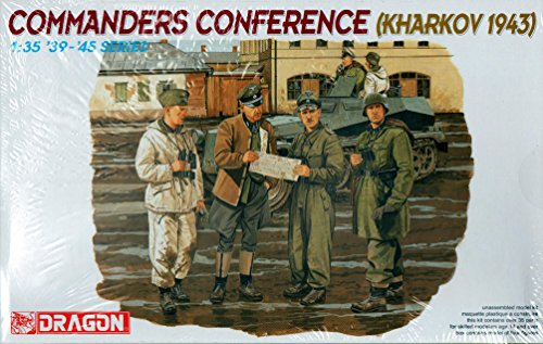 1/35 Commanders Conference DML6144