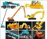 建設機械コレクションvol.1 模型 1/150スケール Nゲージ 鉄道模型 箱玩 トミーテック(ノーマル8種セット)