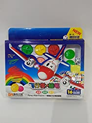 Airoplane Crayons