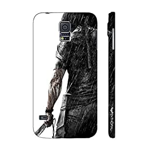 Samsung Galaxy Note Edge RAMBO designer mobile hard shell case by Enthopia