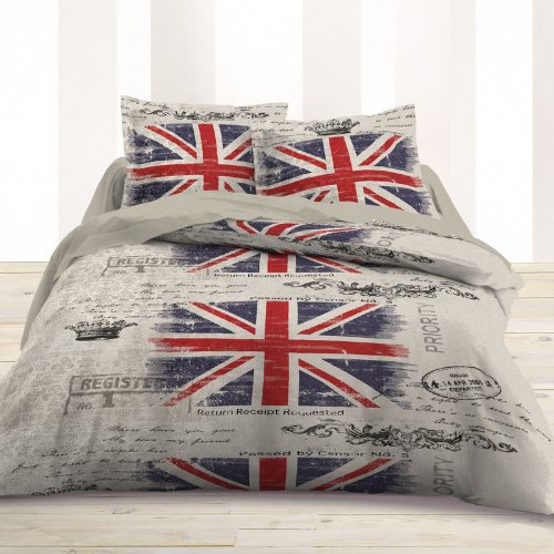 housse de couette drapeau anglais pas cher. Black Bedroom Furniture Sets. Home Design Ideas