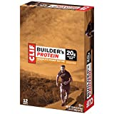 CLIF BUILDER'S - Protein Bar - Chocolate Peanut Butter - (2.4 Ounce Bar, 12 Count)
