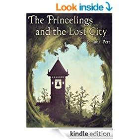 The Princelings and the Lost City (The Princelings of the East)