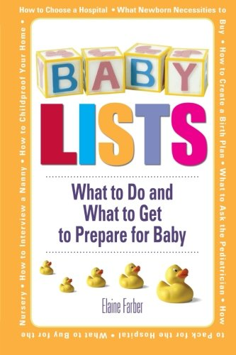 Baby Lists: What To Do And What To Get To Prepare For Baby front-1016450