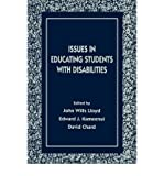 img - for [ [ [ Issues in Educating Students with Disabilities[ ISSUES IN EDUCATING STUDENTS WITH DISABILITIES ] By Lloyd, Thomas Da ( Author )Aug-01-1997 Paperback book / textbook / text book