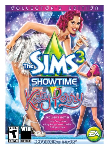 Sims 3 Showtime Katy Perry Collector's Edition  [Download]