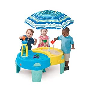 Step2 Shady Oasis Sand & Water Play Table 202111 by Step 2