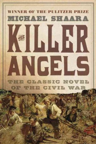 The Killer AngelsTHE KILLER ANGELS by Shaara, Michael...