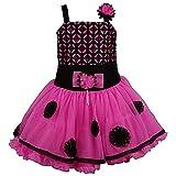 Wish Karo baby girls Party wear frock dress DN557