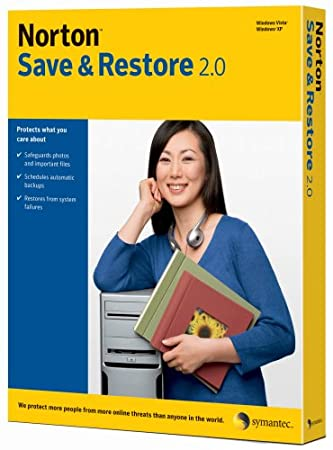Norton Save and Restore V2.0