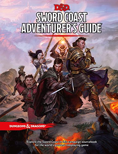 Sword Coast Adventurers Guide (D&D Accessory)