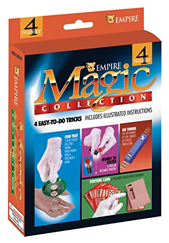 Loftus International Empire Magic Collection #4 Play Set