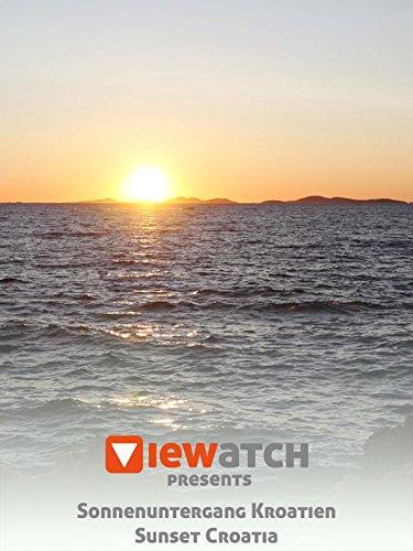 Sonnenuntergang Kroatien - Sunset Croatia