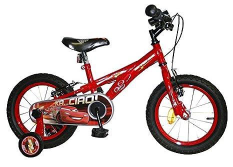 """Cars Vélo Rouge 14"""""""