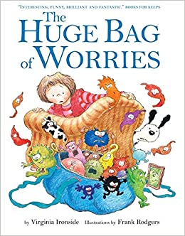 Cover of The huge bag of worries.