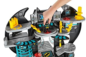 Fisher Price Imaginext DC Super Friends Batcave Playset by Imaginext