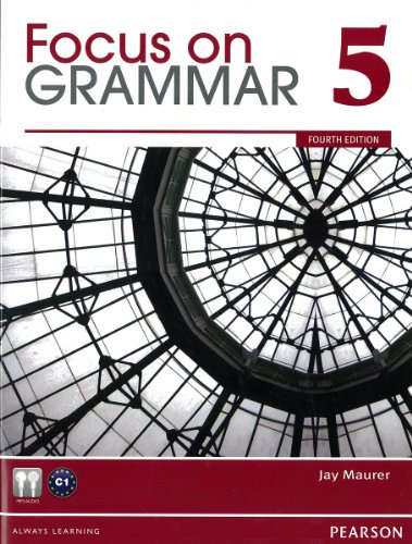 Focus on Grammar 5 (4th Edition)