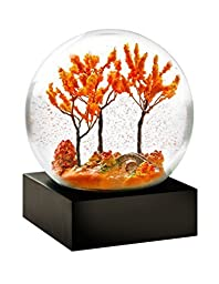 Autumn Fall Season Snow Globe by CoolSnowGlobes by CoolSnowGlobes