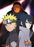 Wall Scroll - Naruto Shippuden - New Naruto, Sasuke & Obito Wall Art ge60824