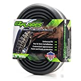 The Original EZ Flares Universal Flexible Foam Rubber Fender Flares Trim 1.5-Inch