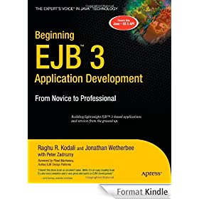Beginning EJB 3 Application Development: From Novice to Professional