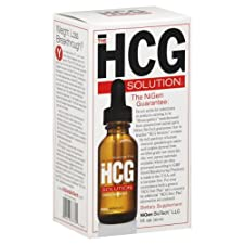 The HCG Solution HCG, 1 oz.