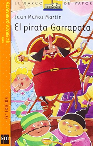 El Pirata Garrapata descarga pdf epub mobi fb2