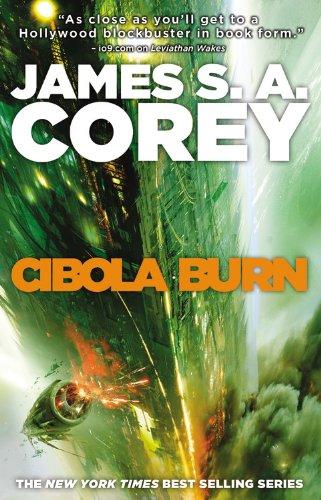 Cibola Burn (Expanse #4)  - James S.A. Corey