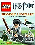 Lego Harry Potter, l'album d'autocollants : Bienvenue à Poudlard...