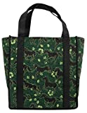 Horses Shopping Bags Reusable Grocery Bag Horse ECO EARTH FRIENDLY GREEN Totes RE USABLE