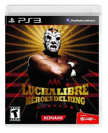 Lucha Libre Heroes Del Ring