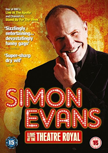 Simon Evans - Live At The Theatre Royal  [DVD]