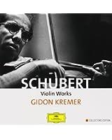 Schubert : OEuvres pour violon