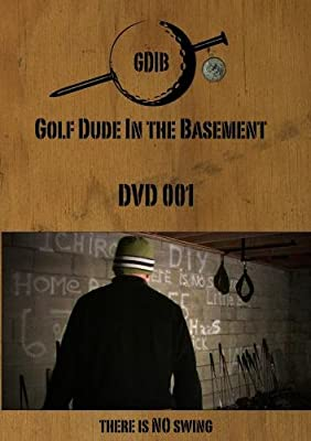 Golf Dude In The Basement - DVD 001