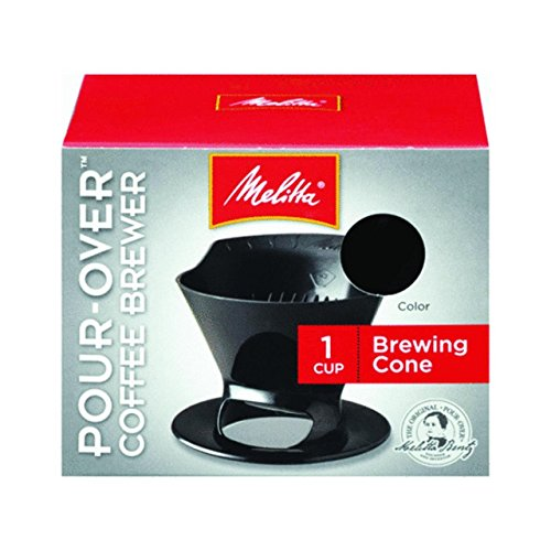 Melitta Coffee Maker Home Hardware : Melitta Ready Set Joe Single Cup Coffee Brewer, Black - 2 Pack Home Garden Kitchen Dining ...