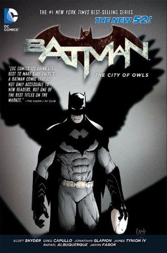Batman Vol 2 The City Of Owls The 52 at Gotham City Store